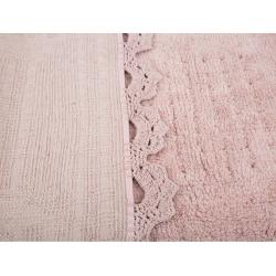 Набор ковриков Irya - Mina pembe розовый 60*90+40*60, , 5