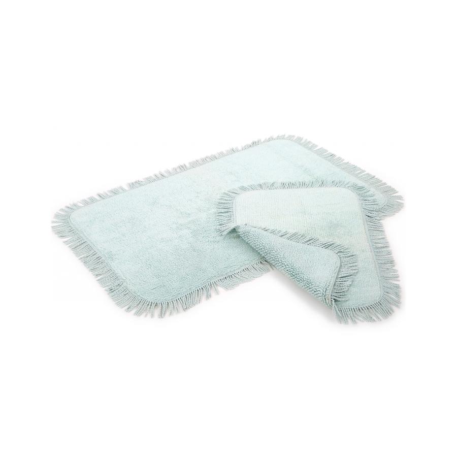 Набор ковриков Irya - Axis yesil зелёный 60*90+40*60