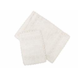 Набор ковриков Irya - Waltz ecru крем 60*90+40*60, , 4