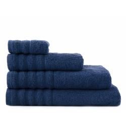 Полотенце Irya - Alexa lacivert синий 50*100, , 2