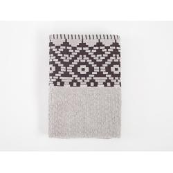 Полотенце Irya Jakarli - New Wall gri серый 90*150, , 3