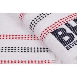 Набор полотенец Beverly Hills Polo Club - 355BHP1261 Botanik White 50*90, , 3