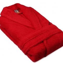 Халат Beverly Hills Polo Club - 355BHP1711 M/L red красный, , 4