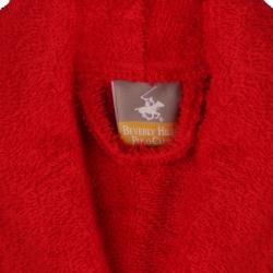 Халат Beverly Hills Polo Club - 355BHP1711 M/L red красный, , 5