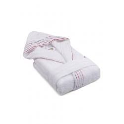 Халат Beverly Hills Polo Club - 355BHP1702 XS/S white белый, , 4