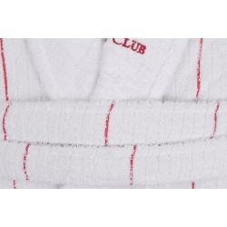 Халат Beverly Hills Polo Club - 355BHP1717 L/XL red красный, , 5