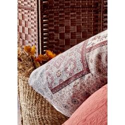 Постельное белье Karaca Home ранфорс - Maryam bordo 2020-1 бордовый полуторное, , 3