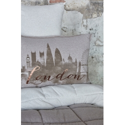 Набор постельное белье с одеялом Karaca Home - Londra bej бежевый полуторный, , 4