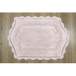 Набор ковриков Irya - Hena pembe розовый 60*90+40*60, , 3