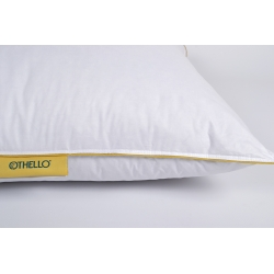 Подушка Othello - Piuma 90/15 пуховая 70*70 двухкамерная, , 2