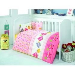 Детское постельное белье для младенцев Eponj Home - Zuzu Pembe, , 2