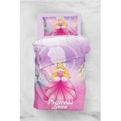 Постельное бельё Eponj Home 3D Micro Satin - Leena Lila подростковое , , 2