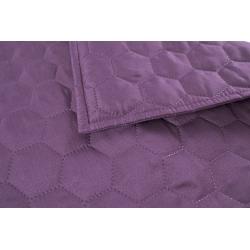 Покрывало Lotus Broadway - Comb фиолетовый 175*220, , 3