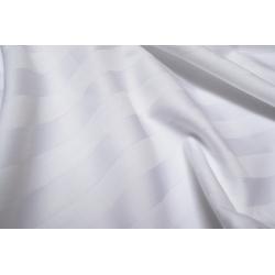 Простынь Lotus Отель - Сатин Страйп 2*2 белый Турция 180*240 , , 3