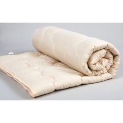 Одеяло Lotus - Comfort Wool 170*210 бежевое двухспальное , , 2