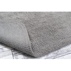 Коврик Irya - Basic grey серый 40*60, , 2