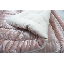 Одеяло Penelope - Anatolian pembe хлопковое 195*215 евро, , 4