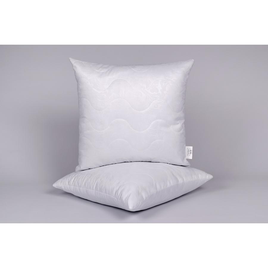 Подушка Lotus 70*70 - Fiber 3D белый