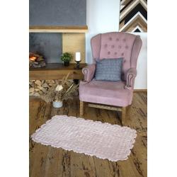 Коврик Irya - Mina pembe розовый 70*110, , 7