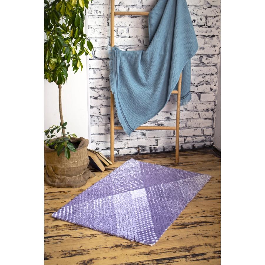 Коврик Irya - Wall mor фиолетовый 70*110