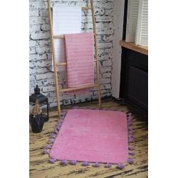Коврик Irya - Joy pembe розовый 70*110, , 4
