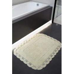 Набор ковриков Irya - Anita krem кремовый 60*90+40*60, , 5
