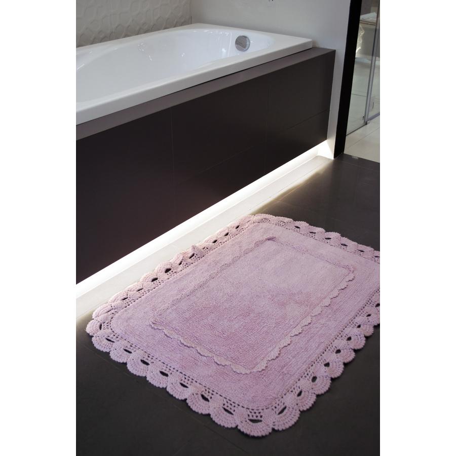 Коврик Irya - Anita pembe розовый 60*90