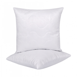 Подушка Lotus 40*40 - Fiber 3D белый, , 2