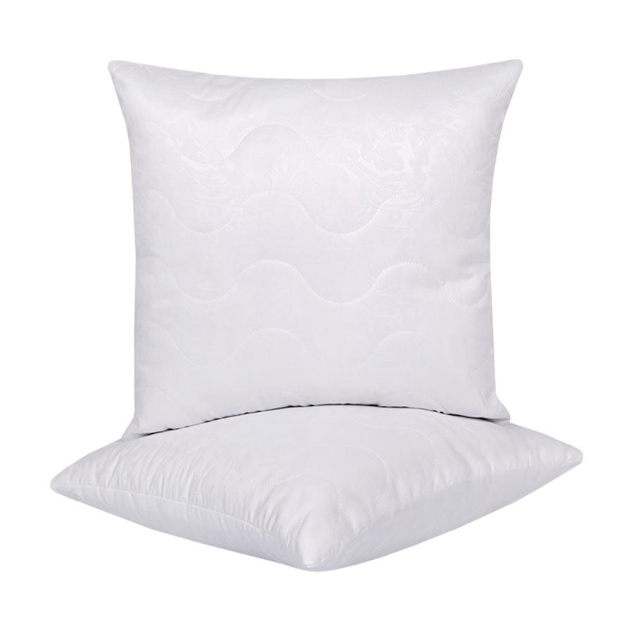 Подушка Lotus 40*40 - Fiber 3D белый