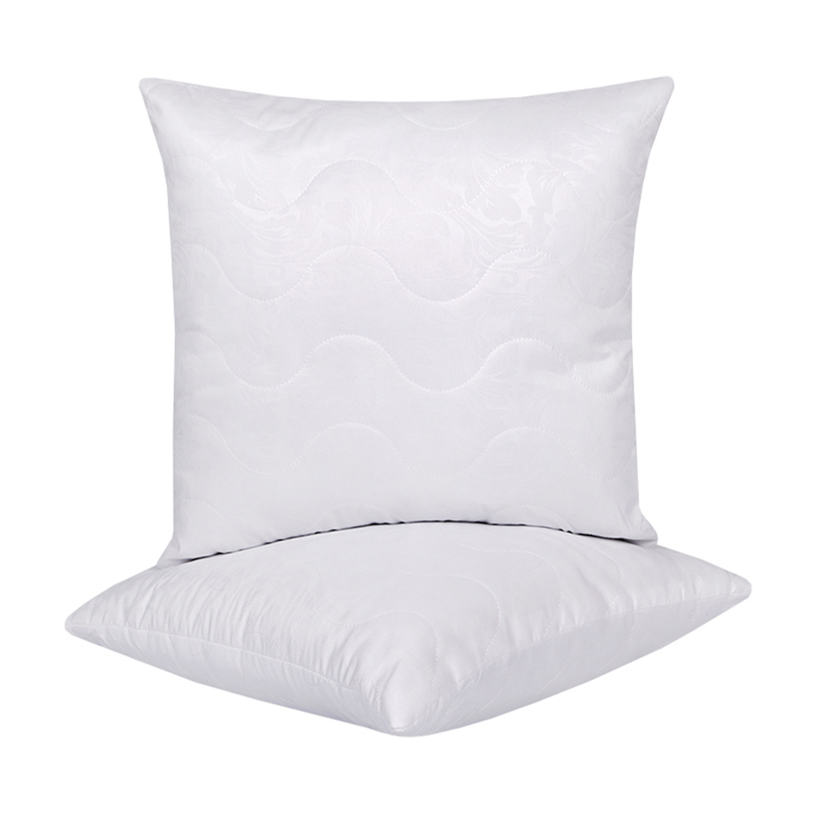 Подушка Lotus 50*50 - Fiber 3D белый