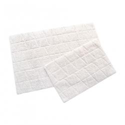 Набор ковриков Irya - Kinsey ekru молочный 60*90+40*60, , 2