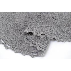 Набор ковриков Irya - Vermont gri серый 60*90+40*60, , 3