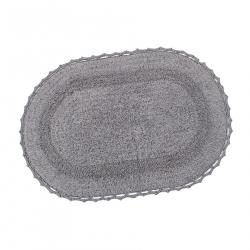 Набор ковриков Irya - Vermont gri серый 60*90+40*60, , 4