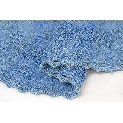 Набор ковриков Irya - Vermont lacivert синий 60*90+40*60, , 3