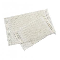 Набор ковриков Irya - Broadway ekru молочный 60*90+40*60, , 2