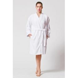 Домашняя одежда U.S.Polo Assn - Халат USPA ekru молочный XS/S, , 2