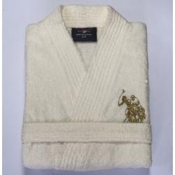 Домашняя одежда U.S.Polo Assn - Халат USPA beyaz белый XS/S, , 3