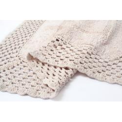 Набор ковриков Irya - Lizz pembe розовый 70*100+45*65, , 7