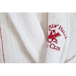Халат Beverly Hills Polo Club - 355BHP1717 L/XL red красный, , 7